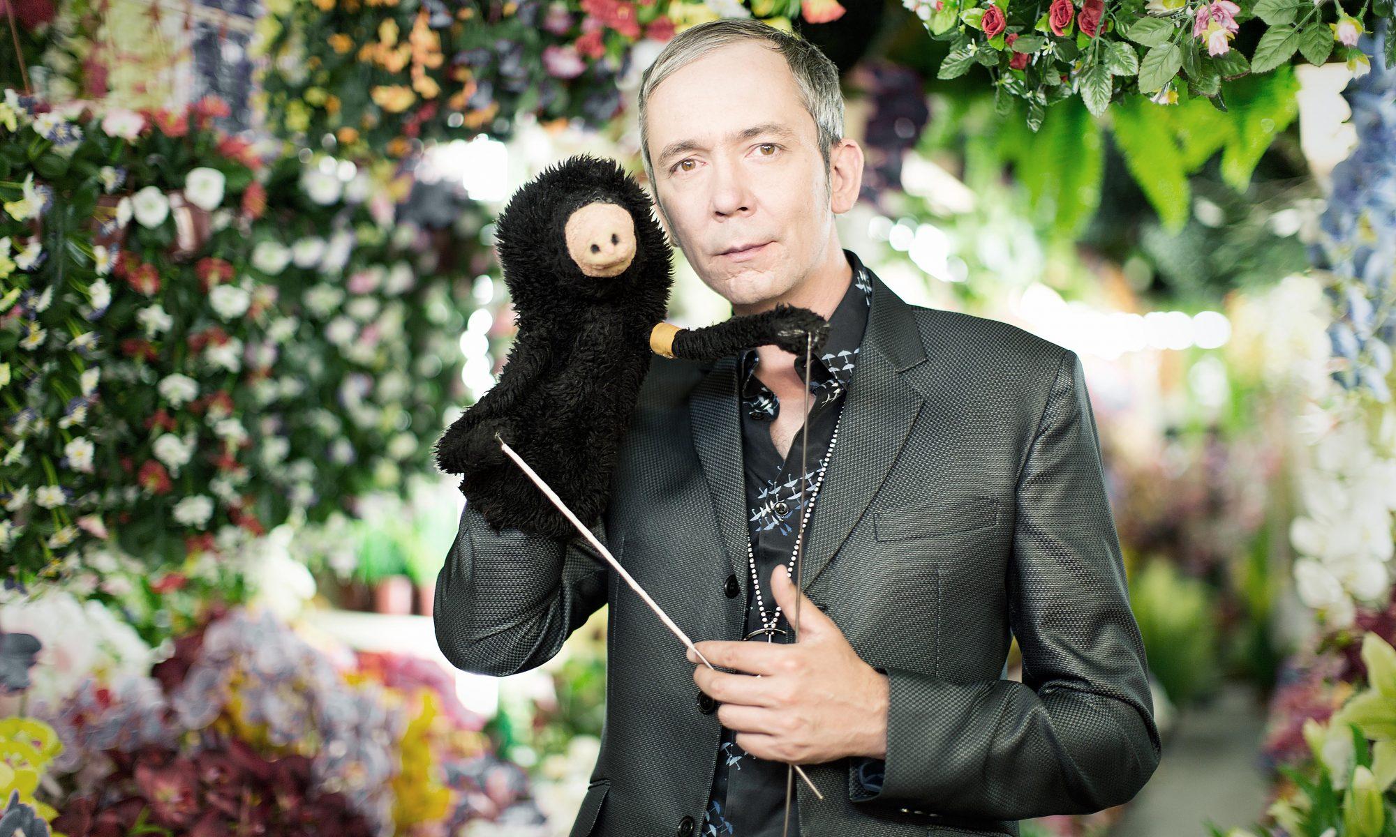 """Jetzt Tickets für das erste ComedyArts Special 2017 sichern: René Marik: """"ZeHage! Best of plus x"""""""