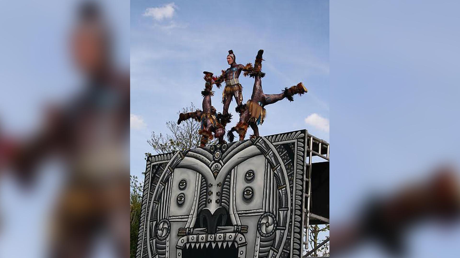 CirqulationLocale comedyArts Festival Moers