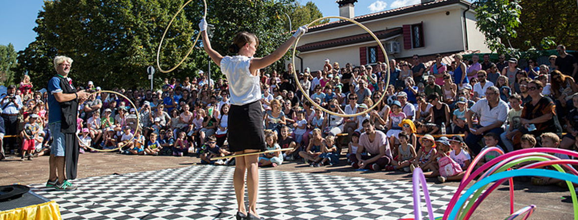 Straßentheatertag ComedyArts Festival Moers