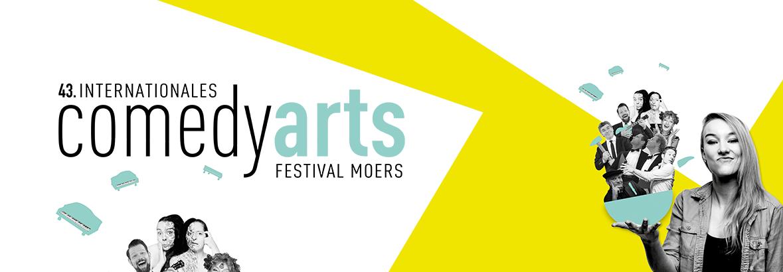 © 2019 Internationales Comedy Arts Festival Moers